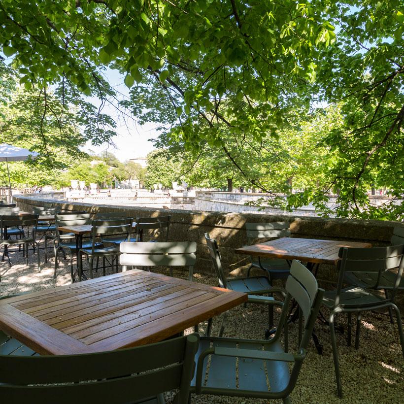 Les Tables De La Fontaine Instants Bucoliques Et Gourmands