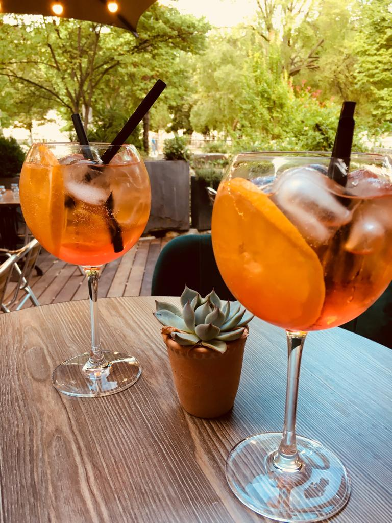 Cocktails Spritz